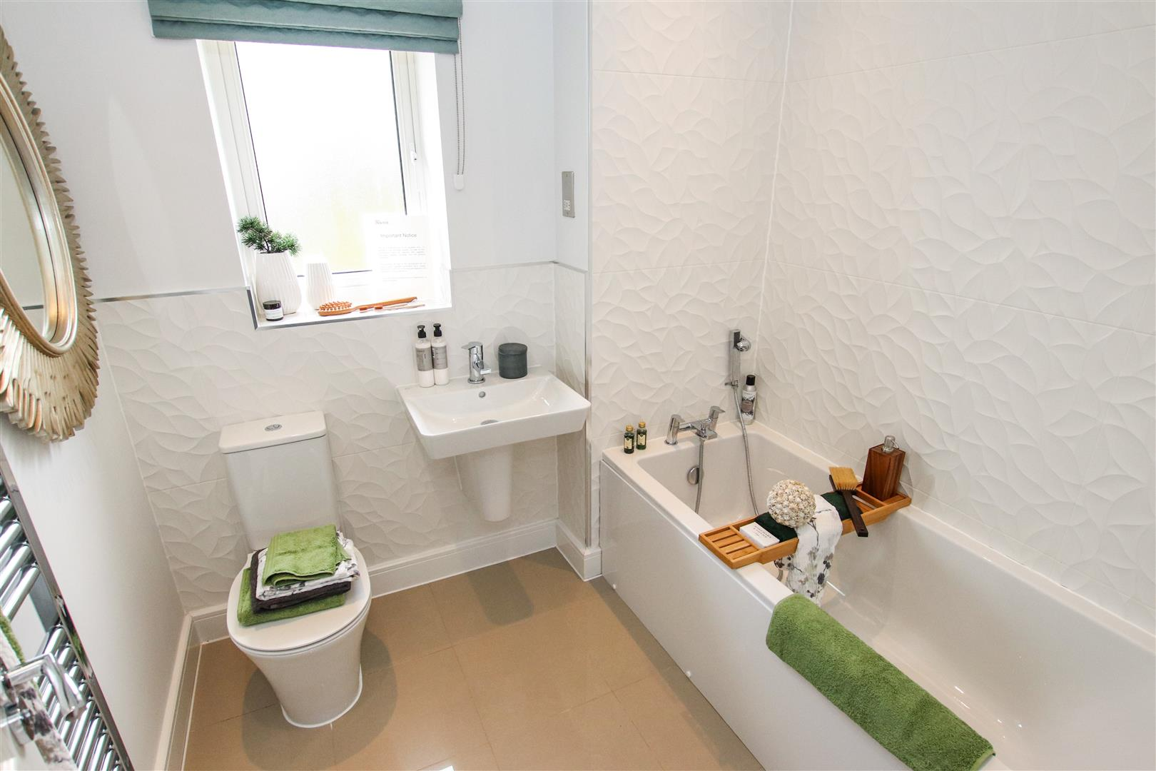 LUXURY FIRST FLOOR BATHROOM